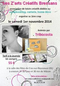 Affiche crop Tribucosta